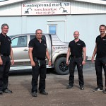Kontorspersonalen - K-entreprenad mark AB